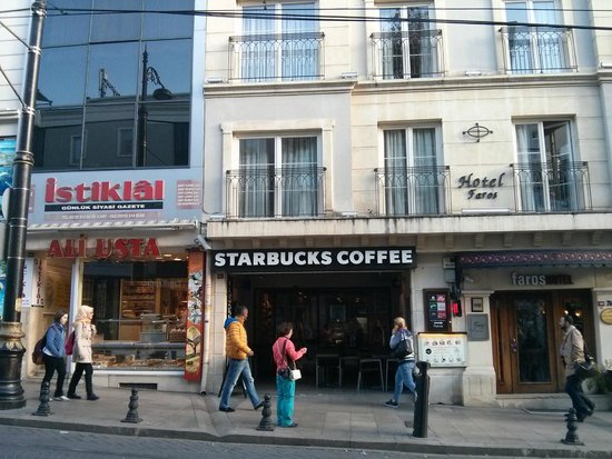 Istiklal apart hotel reviews istanbul turkey for Appart hotel istanbul