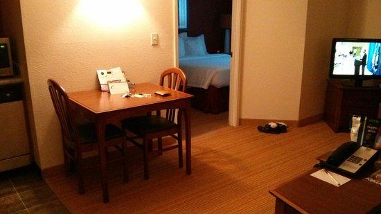 Residence Inn Boston Andover: Living room