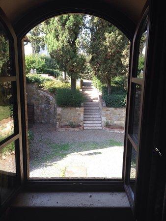 Hotel La Collegiata: view