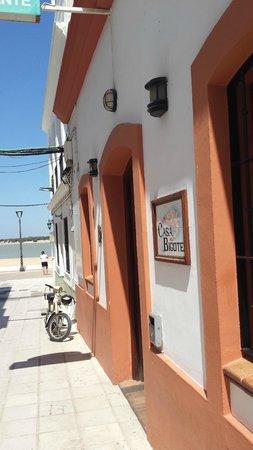 Vista hacia el mar picture of casa bigote sanlucar de barrameda tripadvisor - Casa bigote sanlucar ...