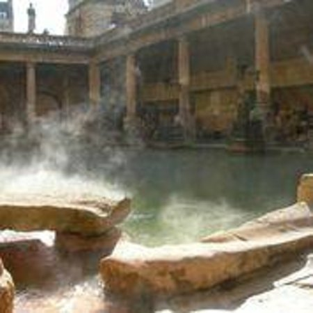No.1 Manvers Street: The Roman Baths