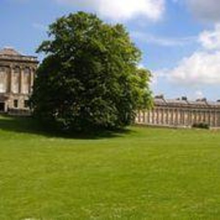 No.1 Manvers Street: The Royal Crescent