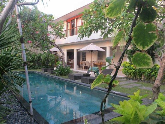 Soooo Relaxing Picture Of Amadea Resort Villas Seminyak Tripadvisor