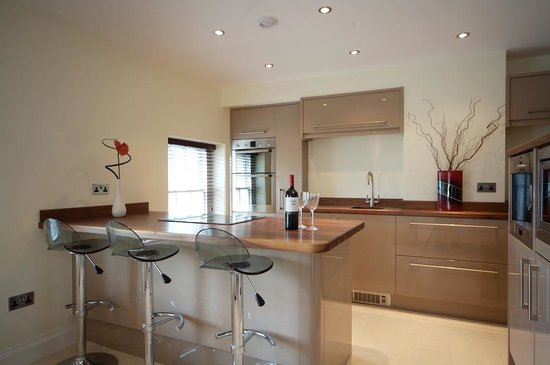 No.1 Manvers Street: Kitchen