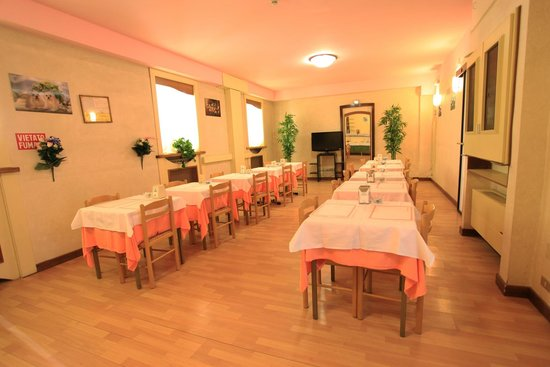 Hotel Torrismondi: sala colazione