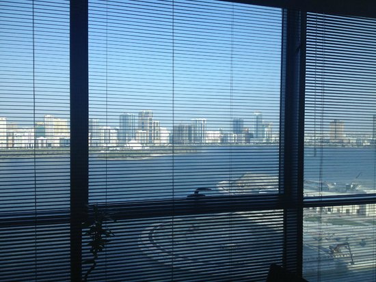 Copthorne Hotel Sharjah: View from the room