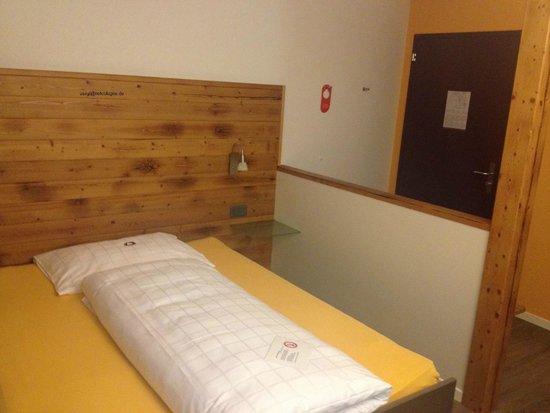 Hotel Weisses Kreuz: Zimmer