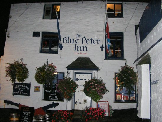 Penryn House Hotel: Best pub/beer/food to go in the evening