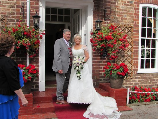 The Gables Hotel: our sisters amazing wedding