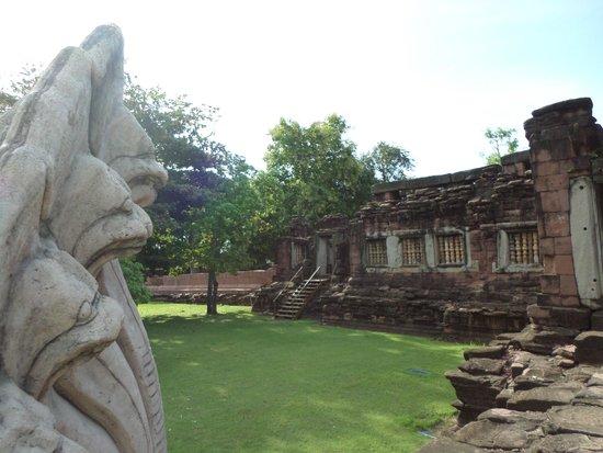 Phimai town - Picture of Prasat Hin Phimai (Phimai Historical Park), Nakhon R...