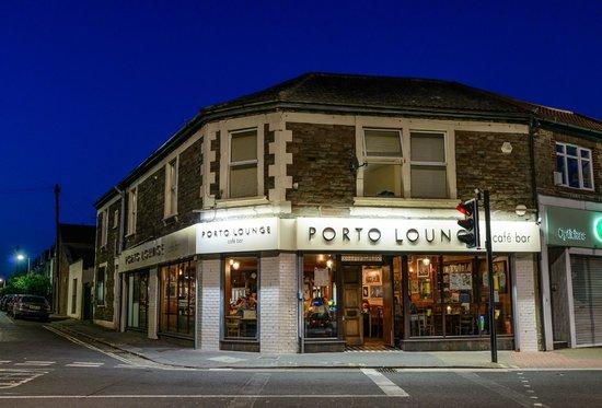 Porto Lounge: Come on in!