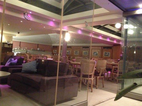Castello City Hotel: ristorante