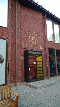 Nordenfjeldske Kunstindustrimuseum: Ingresso museo