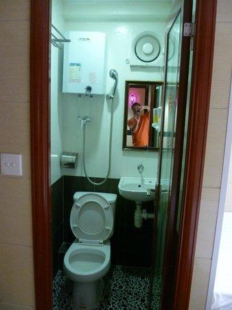 Australian Guesthouse: Bathroom
