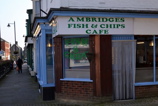 ‪Ambridge Fisheries‬