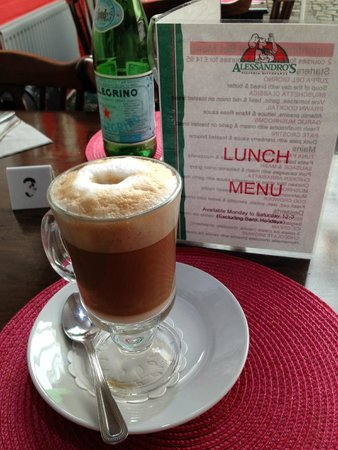 Alessandro's: Coffee