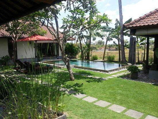 Villa Kaba Kaba Resort Bali: My 2-bedroom villa