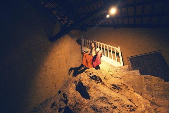 Kandy Samadhi Centre: Meditation in the room