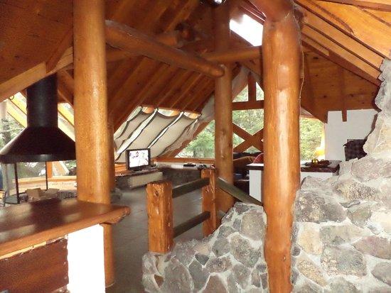 Cabanas Punta Manzano: living