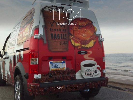 Brooklyn Bagels Cafe: We Deliver