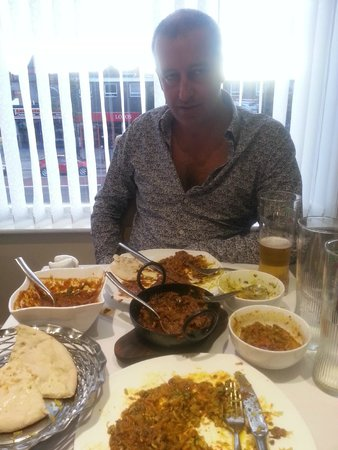 Spice Bazzar: How Much Food, and what superb quality