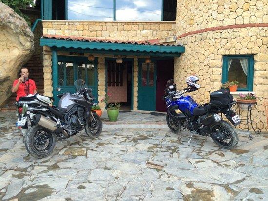 Ongen Country Hotel : Öngen Country