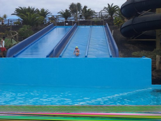 Acua Water Park: and this one.