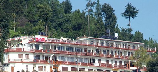 Pauri, الهند: Hotel Shail Shikhar