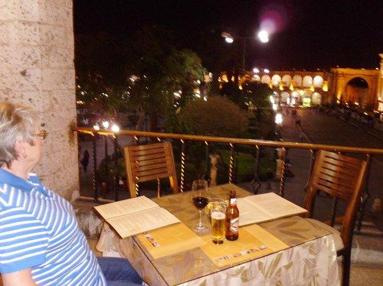 Historic Centre of Arequipa: friendly