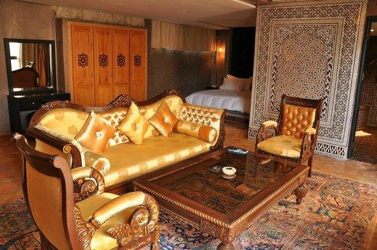 Palais Ommeyad Suites & Spa: Suite de charme