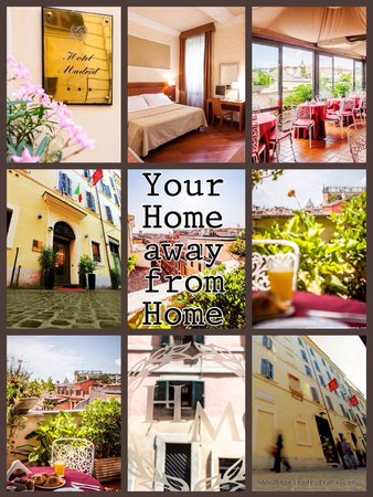 Hotel Madrid Roma