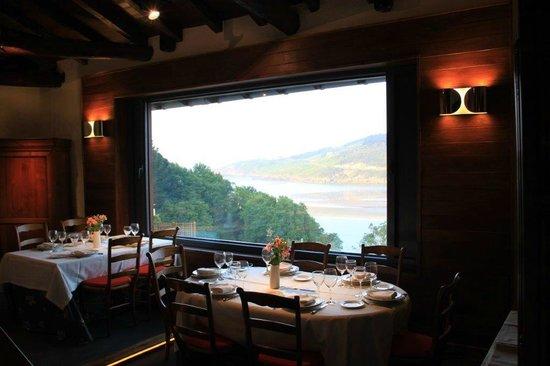 Restaurante Asador Portuondo: Desde dentro