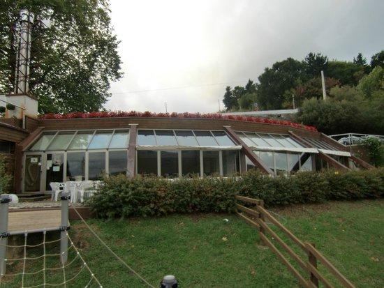 Restaurante Asador Portuondo: Desde fuera