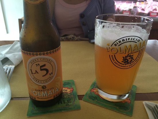 La Bottega Matta: Ottima birra artigianale
