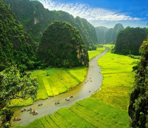 Vacation Indochina Travel