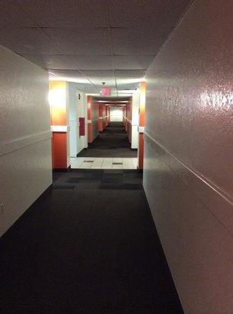 Motel 6 Boston North - Danvers : corridor