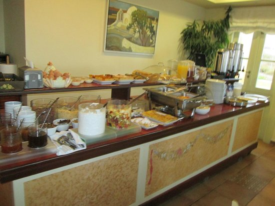 Hotel Grotta: More Breakfast