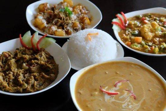 Fried rice picture of ashoka los banos tripadvisor for Ashoka cuisine of india