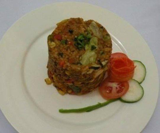 Fried rice picture of ashoka los banos tripadvisor for Ashoka the great cuisine of india