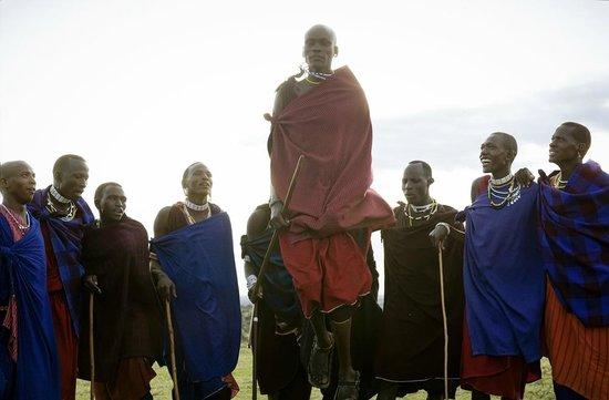 Nduara Loliondo Camp, Nomad Tanzania : Meeting the Maasai