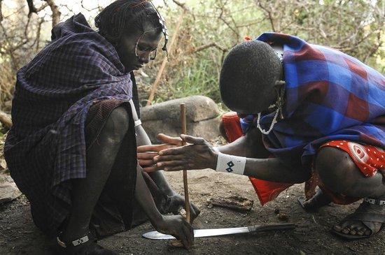 Nduara Loliondo Camp, Nomad Tanzania : Maasai