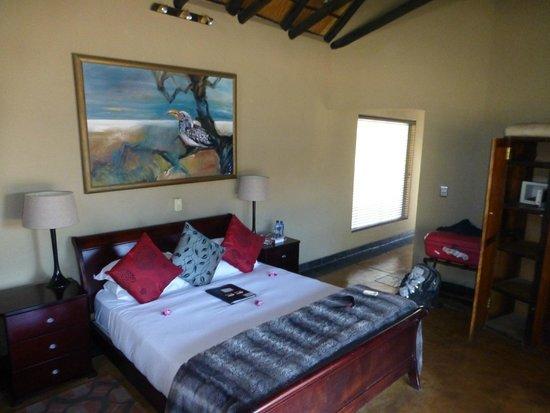 Nkorho Bush Lodge : camera