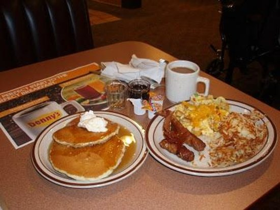 From Business: Denny's is America's Diner. Where guests have come for over 60 years to sit back, relax and enjoy classic American comfort food and everyday value 24 hours a day,.