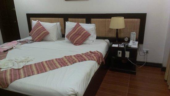 Paradise Garden Resort Hotel & Convention Center Boracay: Номер Superior Deluxe