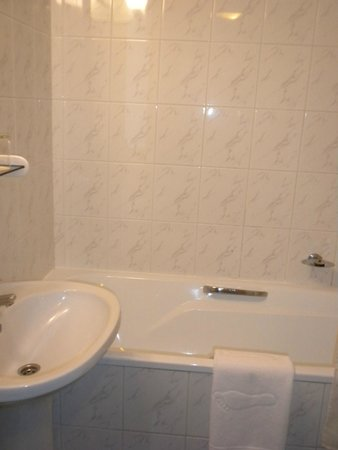 Premier Hotel Rus: Bathroom