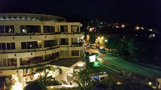The Bliss : View from balcony