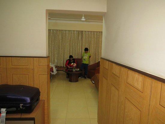 Hotel Aketa: Room