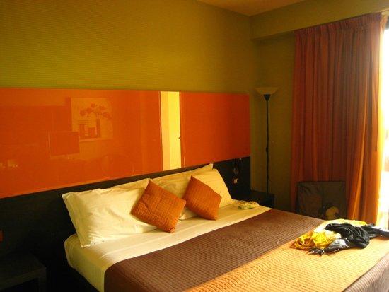 Hotel Andrea Doria : Chambre