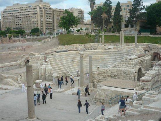 Roman Amphitheatre: Амфитеатр