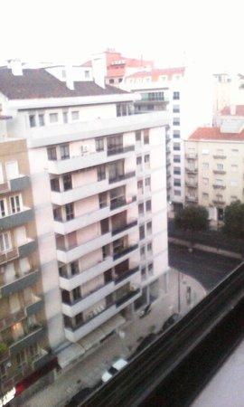 3k Barcelona Hotel : Vista desde la habitación